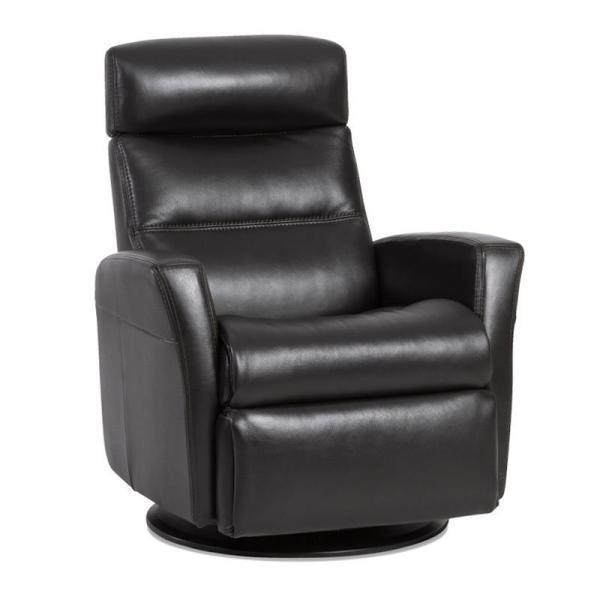 black recliners