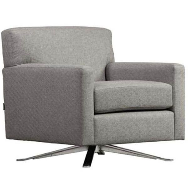 Hudson swivel chair
