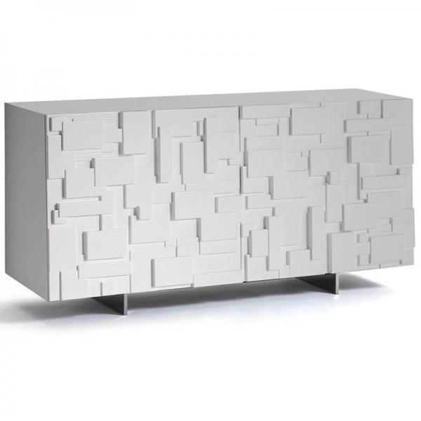 white buffet tables