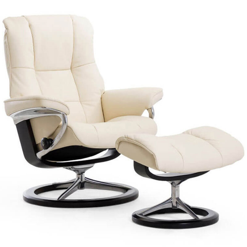 white recliners