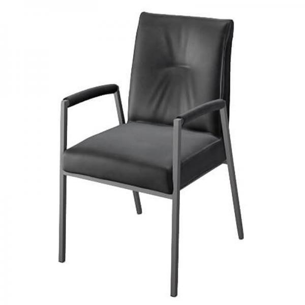 soft-padded dining chairs