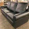 Black Custom Sofa