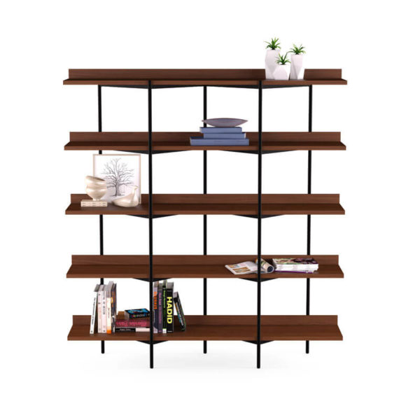 5-tier shelf