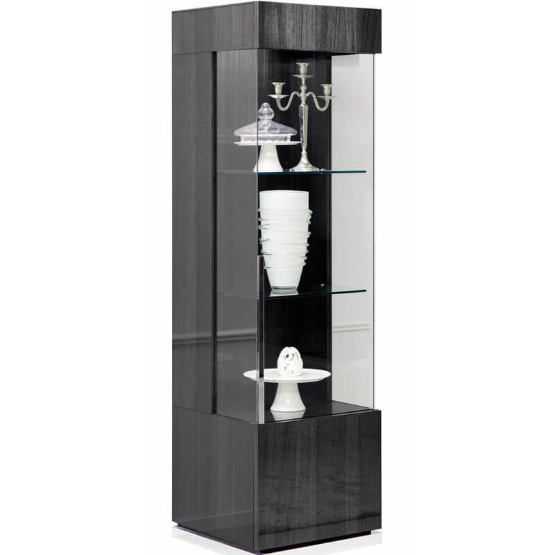 low curio cabinets