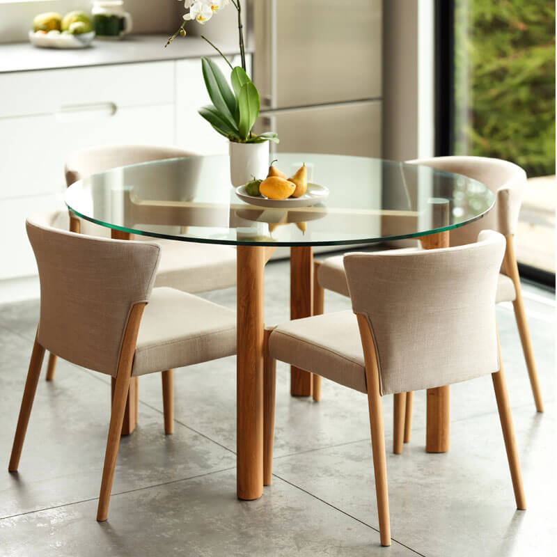 Place Dining Tables Perlora, Round Dining Table Sets