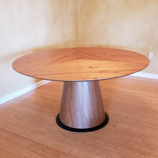 Walnut Italian Dining Table
