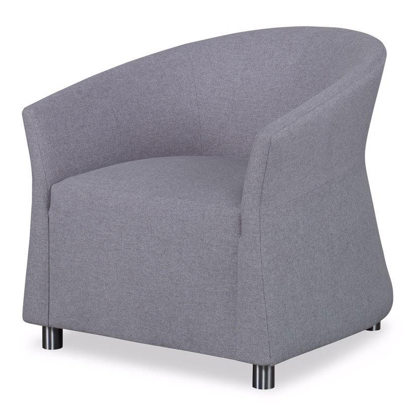 Azure Accent Chair