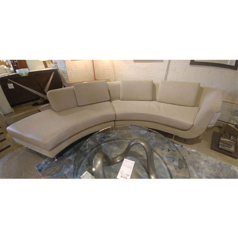 curved sectionals