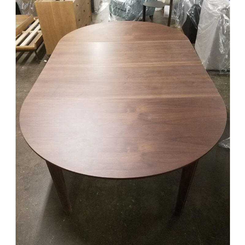 Expandable Walnut Dining Table