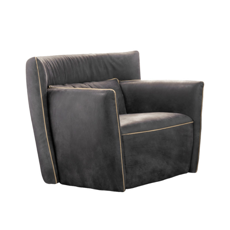 black accent chairs