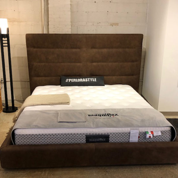 Italian-made bed