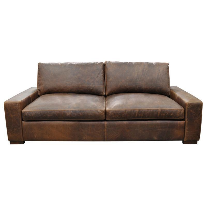 leather sofa and sectional