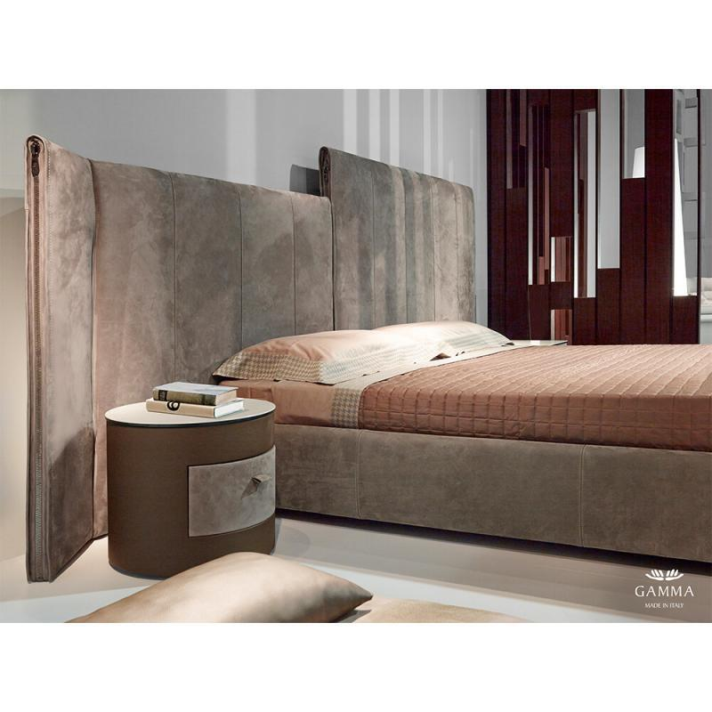 best leather bed
