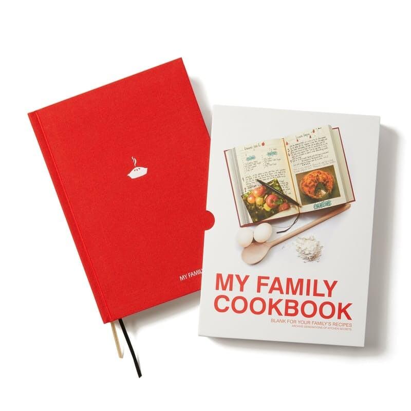 My Family Cookbook