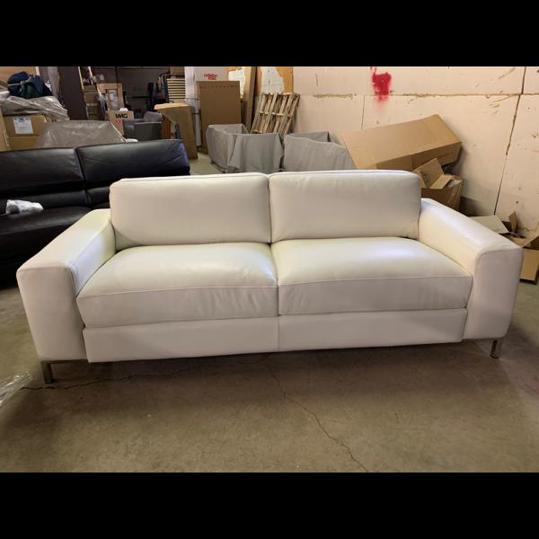 Italian White Sofa