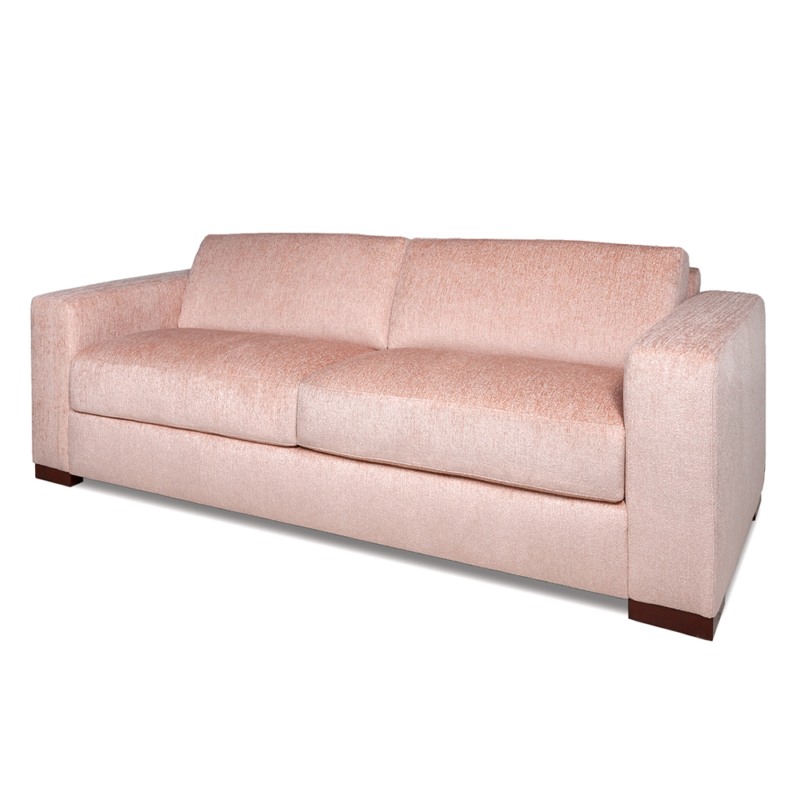 american leather 2-seater sofa