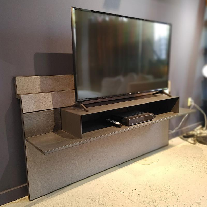 Wall-Mounted TV Stand