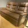 power leather recliner sofa