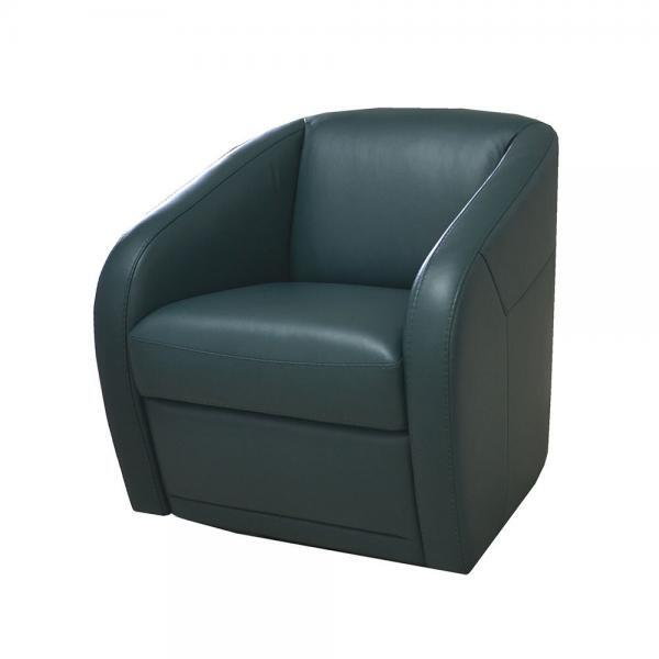 Italian swivel chair