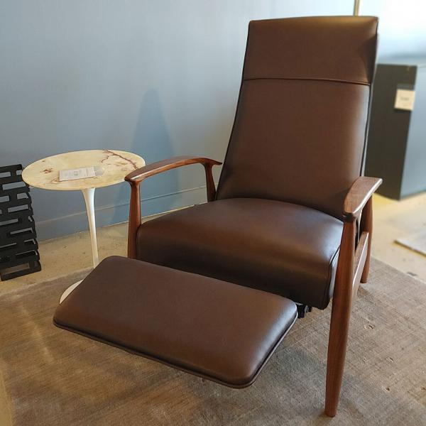 Custom Thayer Coggin Recliner