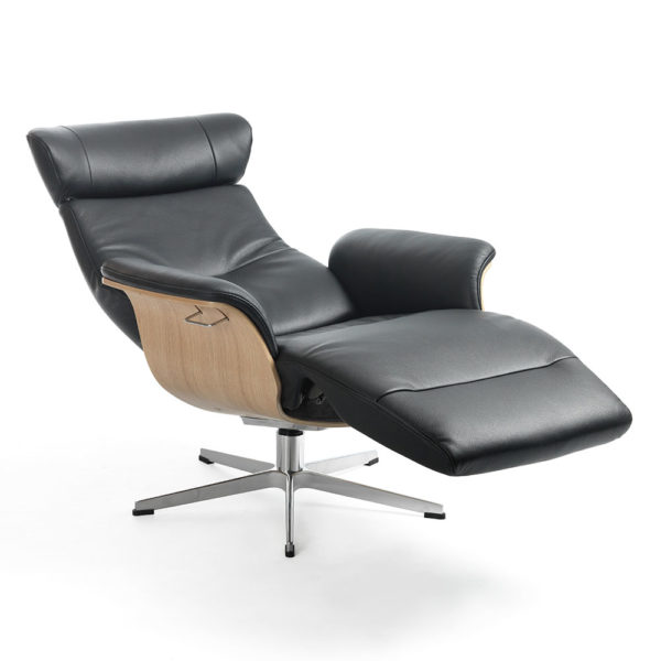 Time Out Recliner with footrest