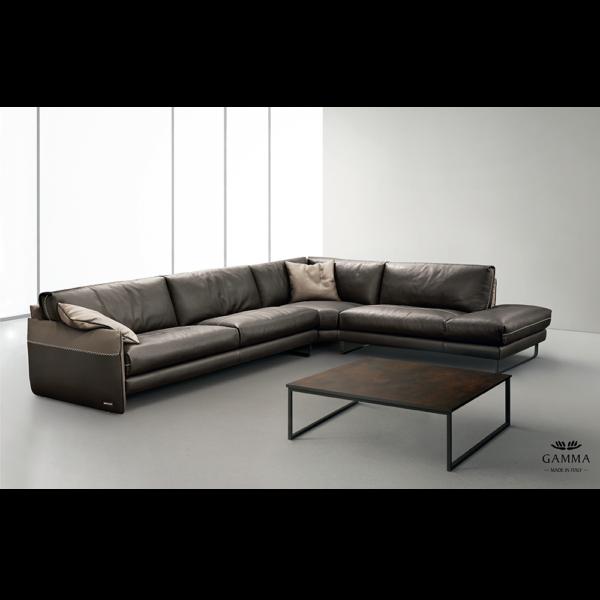 Mood Leather Sofa