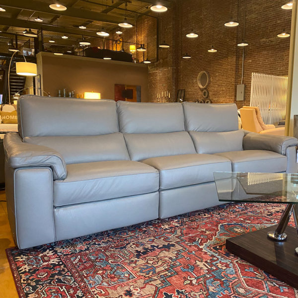 Natuzzi Stationary Sofa