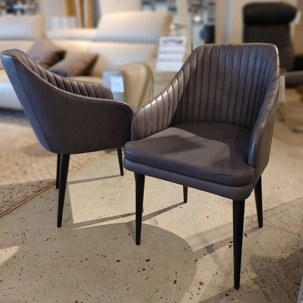 Richmond Leather Dining Chairs